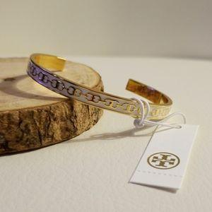 Tory Burch Gemini link delicate bangle